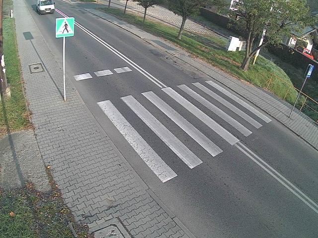 Droga do Zielonej DW 965