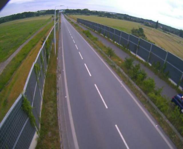 Droga do Wołowa DW 341
