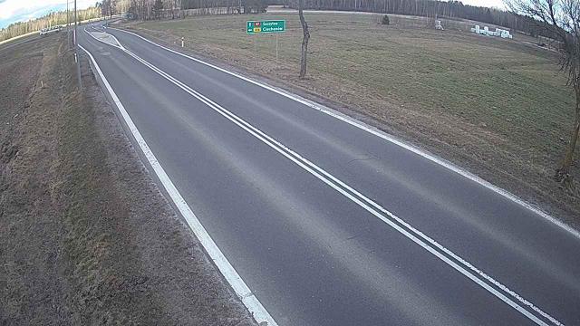Droga do Szczytna DK 57