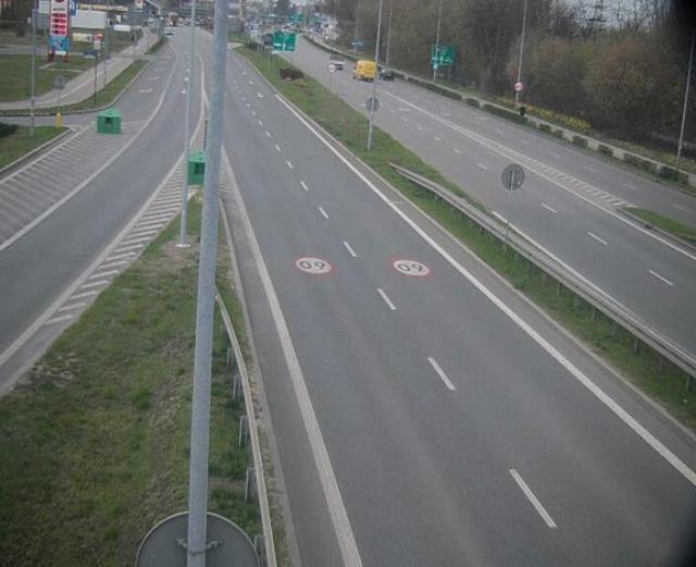 Droga do centrum DK 46