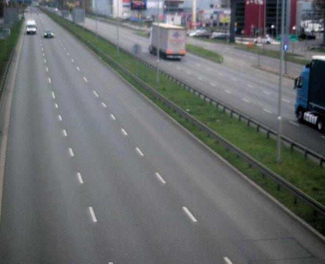 Droga do Łodzi DK 1