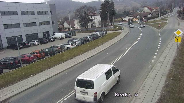 Droga do Brzeska DK 75
