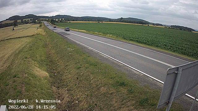 Droga do Bolkowa DK 5