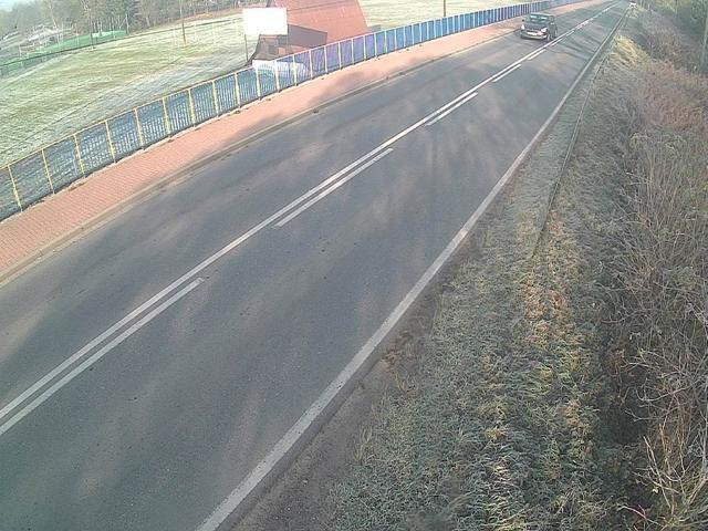 Kierunek Wieliczka DW 966