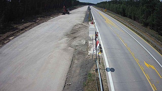 Droga do Olszyna DK 18