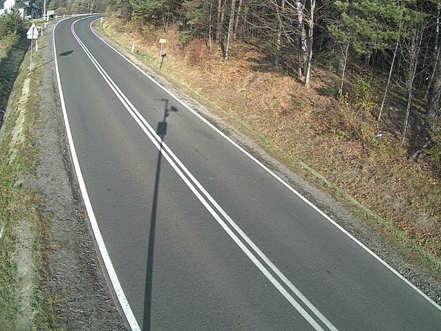 Droga do Dobczyc DW 964