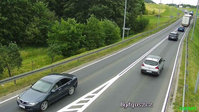 Droga do Bydgoszczy DK 25