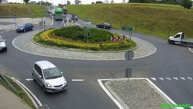 Droga do Koszalina DK 25