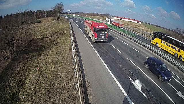 Droga do Płońska DK 7