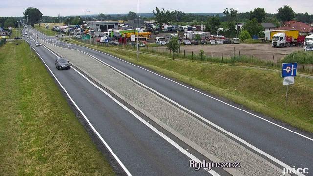 Droga do Bydgoszczy DK10