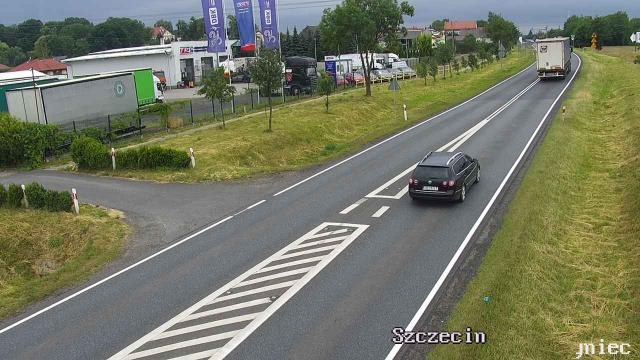 Droga do Szczecina DK 10