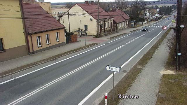 Droga do Krakowa DK 7
