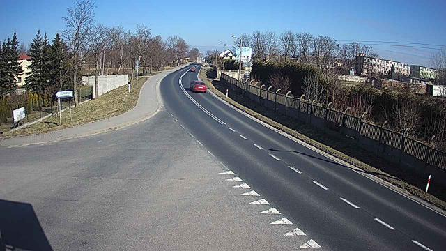 Droga do Ostródy DK 15