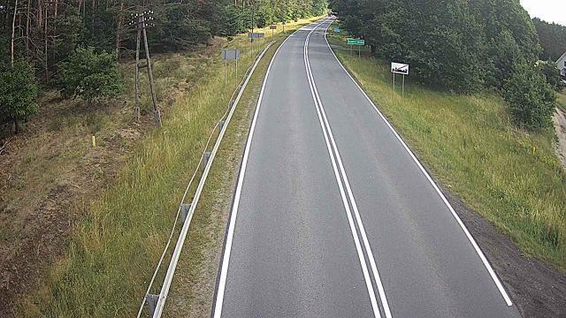 Droga do Zielonej Góry DK 32