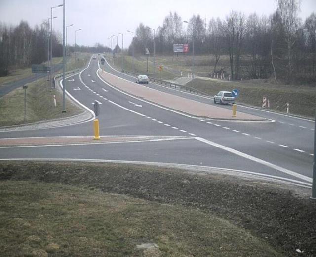 Droga do Jarosławia DK 77