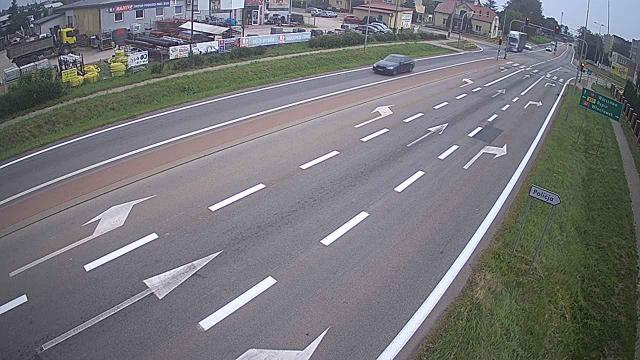 Droga do Warszawy DK 10