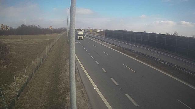 Droga do Warszawy DK 8