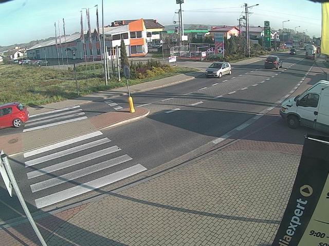 Droga do Dobczyc DW 967