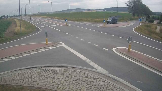 Droga do Ząbkowic Śląskich DK 8