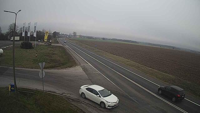 Droga do Warszawy DK 7