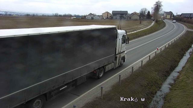 Droga do Sandomierza DK 79
