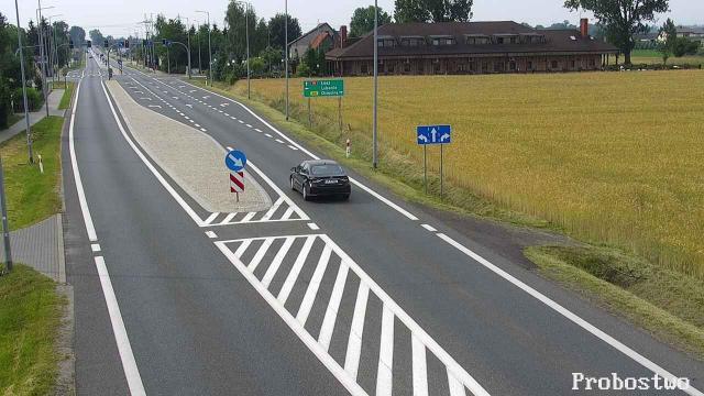 Droga do Włocławka DK 91
