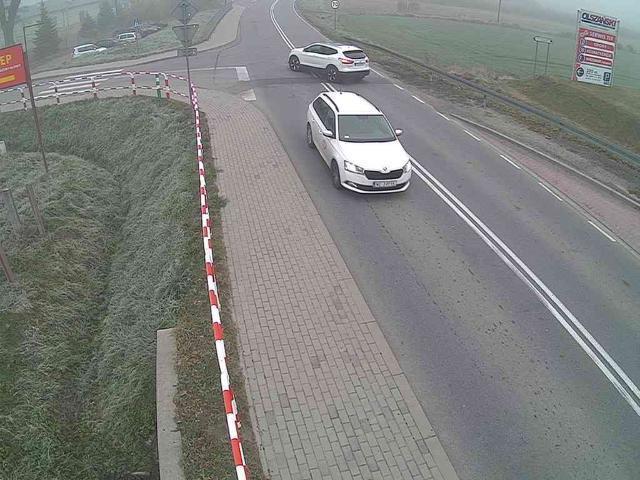 Droga do Wojnicz DW 975