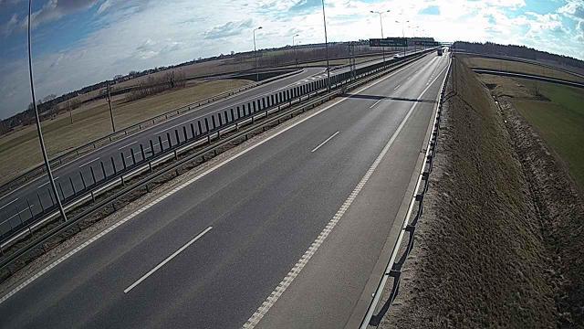 Droga do Warszawy DK 61