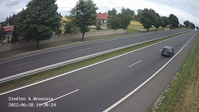 Droga do Konina DK 92