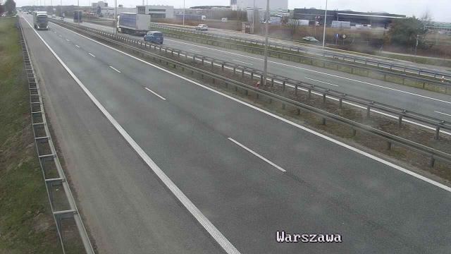 Droga do Warszawy DS 8