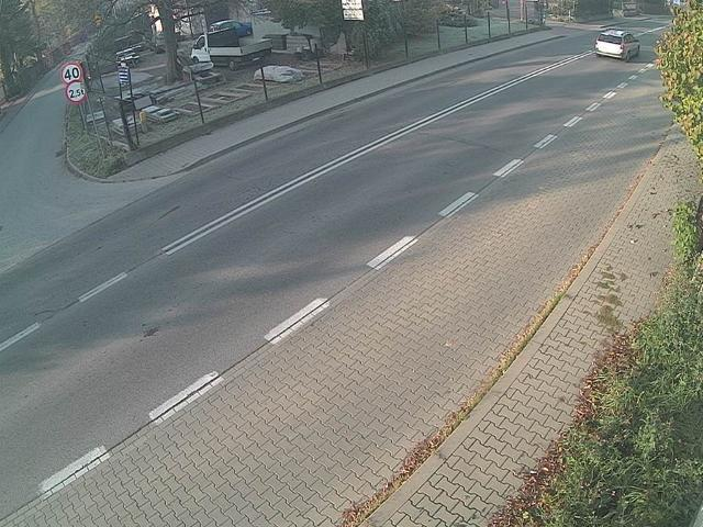 Droga do centrum DW 966