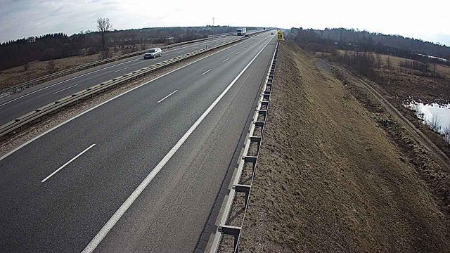 Droga do Warszawy S8