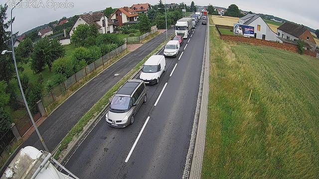 Droga do Opola DK 45