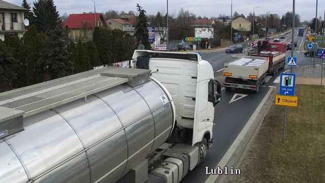 Droga do Lublina DK 12