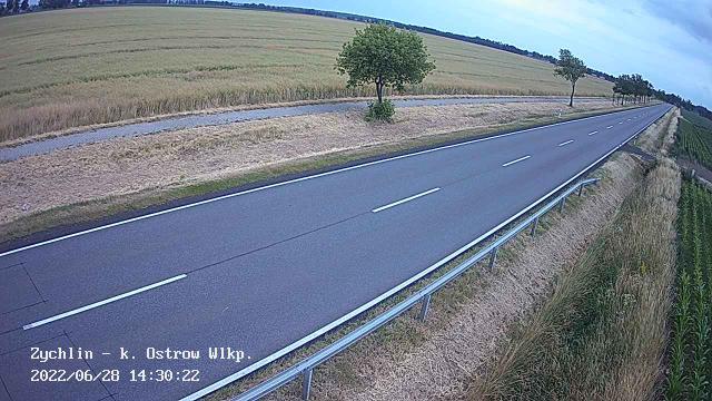 Droga do Ostrowa Wielkopolskiego DK 11